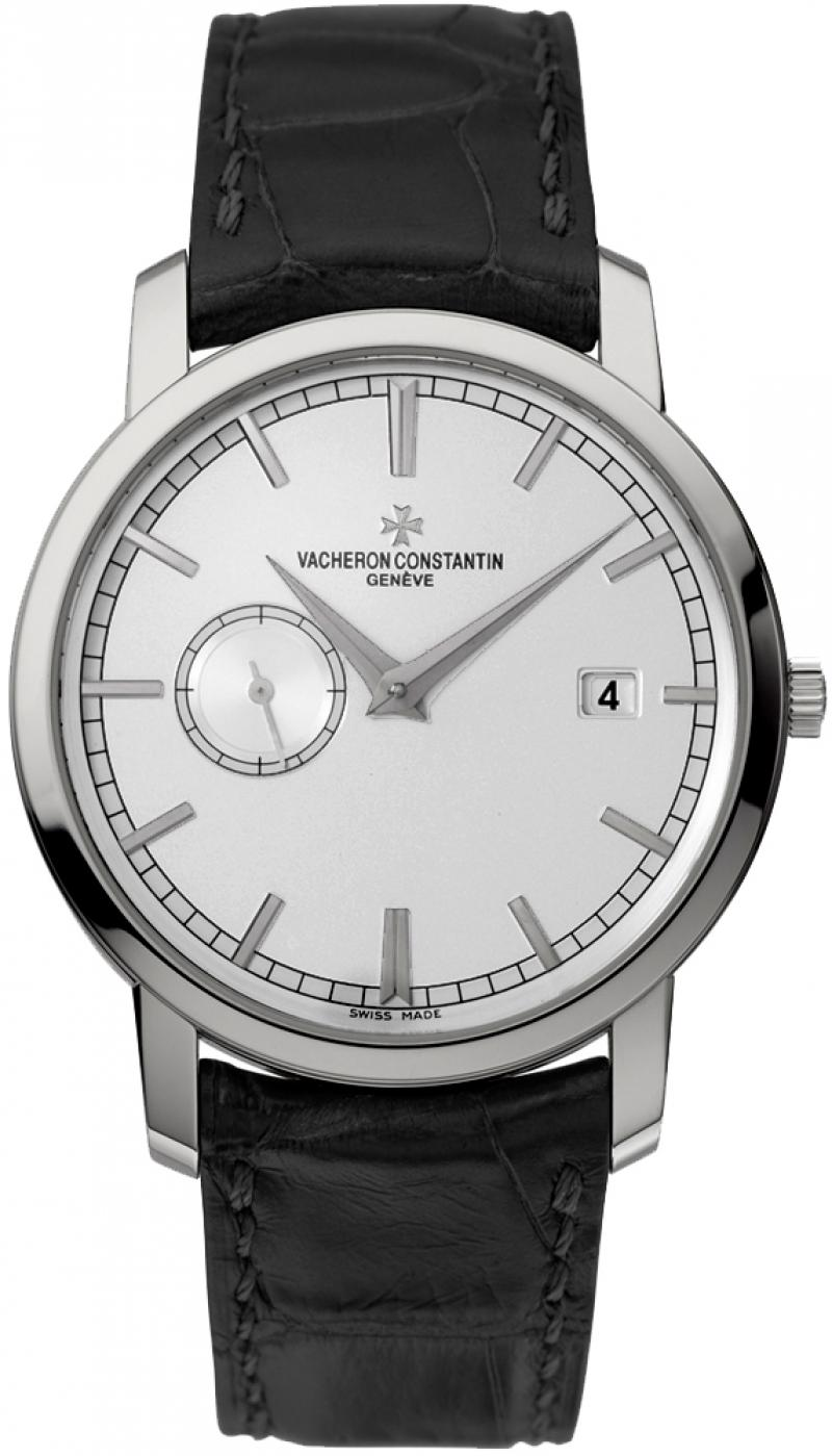 87172/000G-9301 Vacheron Constantin Traditionnelle Date Self-Winding Traditionnelle