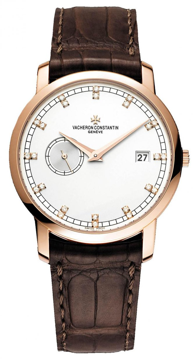 87172/000R-9602 Vacheron Constantin Traditionnelle Date Self-Winding Patrimony