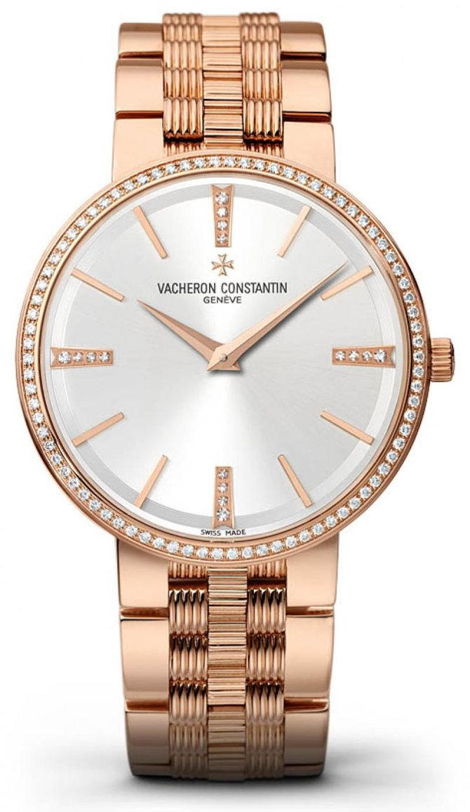Vacheron Constantin 81577/V01R-9271 Traditionnelle Lady Traditionnelle Gold Bracelet Diamond Set - фото 1
