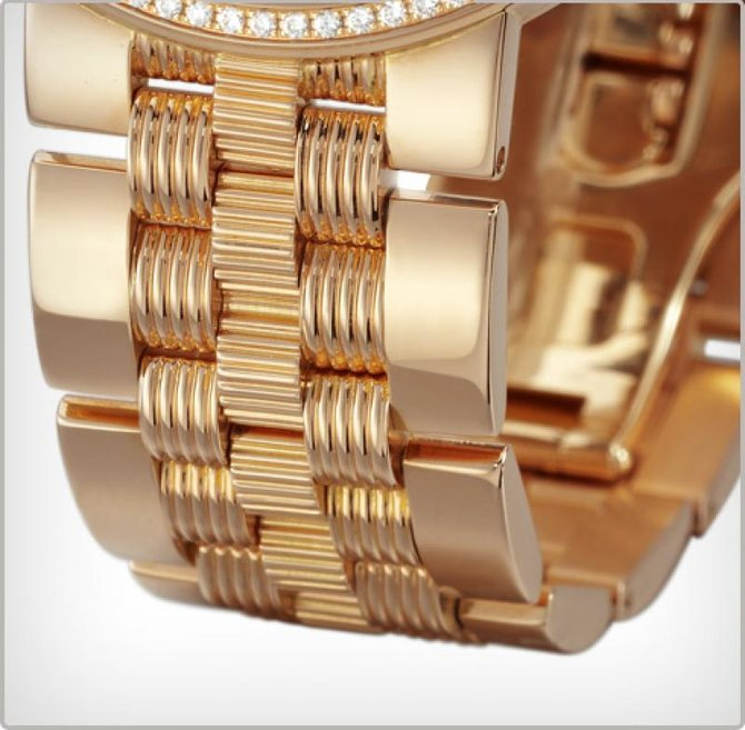 Vacheron Constantin 81577/V01R-9271 Traditionnelle Lady Traditionnelle Gold Bracelet Diamond Set - фото 2