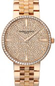 Vacheron Constantin Traditionnelle Lady 81576/V01R-9275 Traditionnelle Gold Bracelet Fully Paved