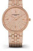 Vacheron Constantin Часы Vacheron Constantin Traditionnelle Lady 81575/V02R-9275 Traditionnelle Gold Bracelet Diamond Set