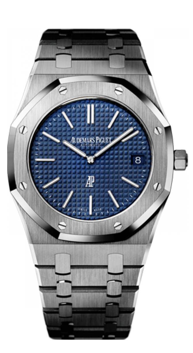 15202ST.OO.1240ST.01 Audemars Piguet Extra-Thin 'Jumbo' Royal Oak