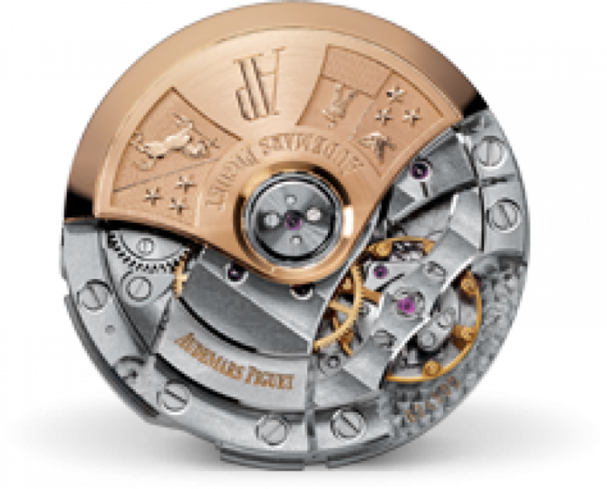 Audemars Piguet 15400OR.OO.1220OR.01 Royal Oak Royal Oak Selfwinding 41 mm - фото 4