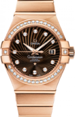 Omega Constellation Ladies 123.55.31.20.63-001 Co-axial