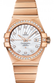 Omega Constellation Ladies 123.55.31.20.55-001 Co-axial