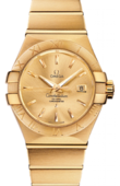 Omega Constellation 123.50.31.20.08-001 Co-axial