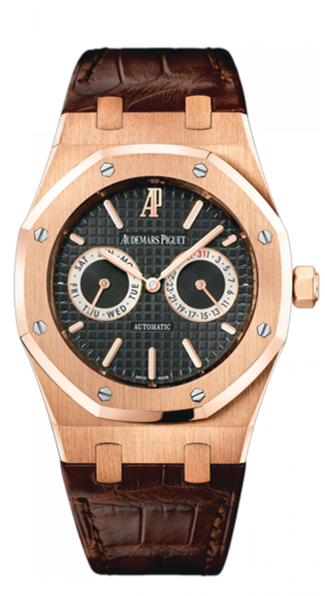 26330OR.OO.D088CR.01 Audemars Piguet Day&Date Royal Oak