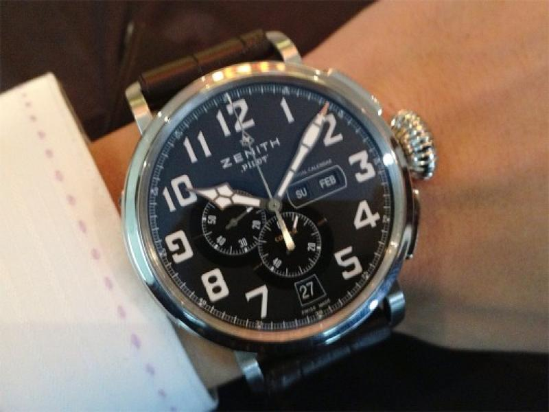 Женские часы Zenith - оригинал, цены Официальный сайт