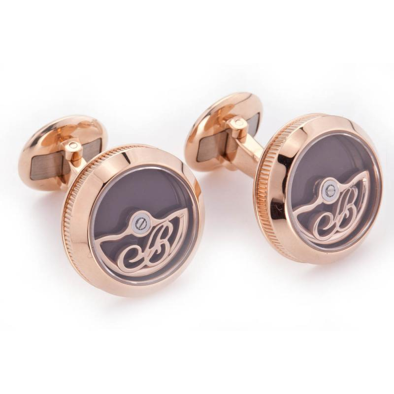 9907.BR.EC Breguet Pink Gold Enamel Accessories