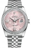 Rolex Datejust Ladies 116244 Datejust 36 mm