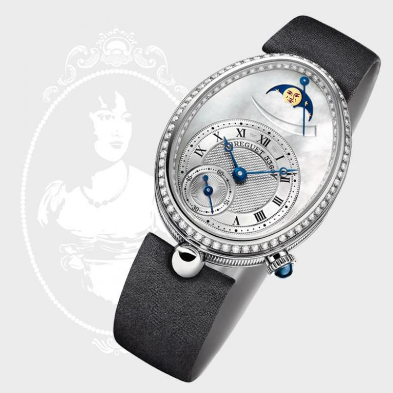 8908BB/V2/864 D00D Breguet Power Reserve Reine De Naples