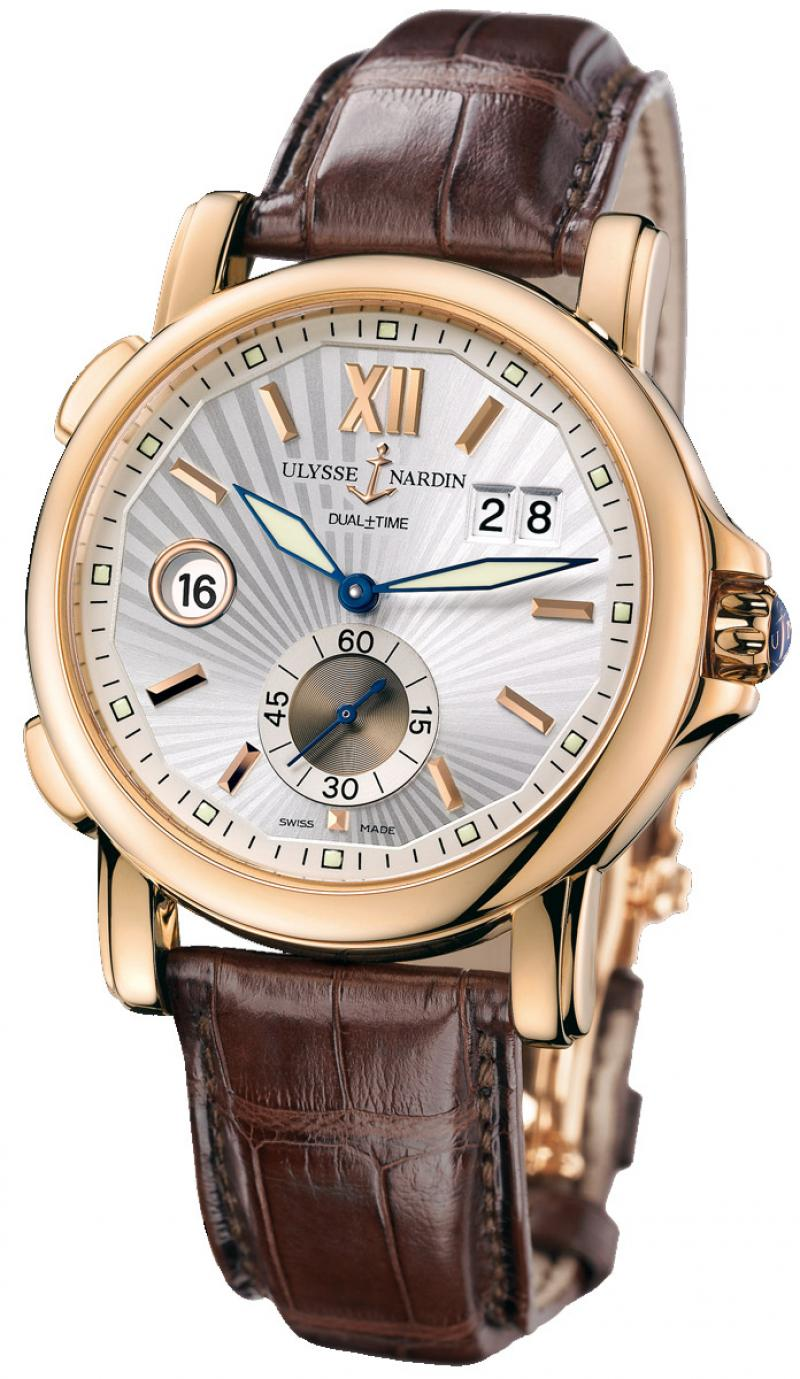 246-55/31 Ulysse Nardin GMT Big Date 42mm Dual Time