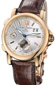 Ulysse Nardin Dual Time 246-55/31 GMT Big Date 42mm