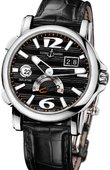 Ulysse Nardin Dual Time 243-55/62 GMT Big Date 42mm