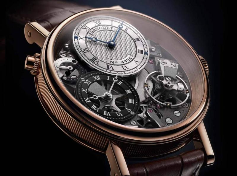 7067BR/G1/9W6 Breguet GMT Tradition