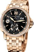 Ulysse Nardin Dual Time 246-55B-8/32 GMT Big Date 42mm