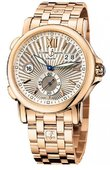Ulysse Nardin Dual Time 246-55-8/30 GMT Big Date 42mm