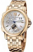 Ulysse Nardin Dual Time 246-55-8/31 GMT Big Date 42mm