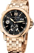 Ulysse Nardin Dual Time 246-55-8/32 GMT Big Date 42mm