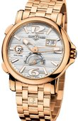 Ulysse Nardin Dual Time 246-55-8/60 GMT Big Date 42mm