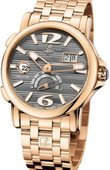 Ulysse Nardin Dual Time 246-55-8/69 GMT Big Date 42mm