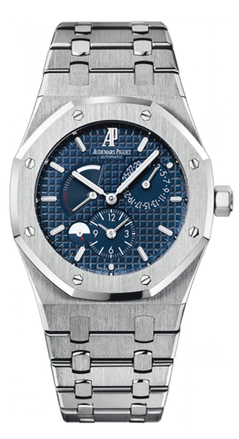 26120ST.OO.1220ST.02 Audemars Piguet Dual Time Royal Oak
