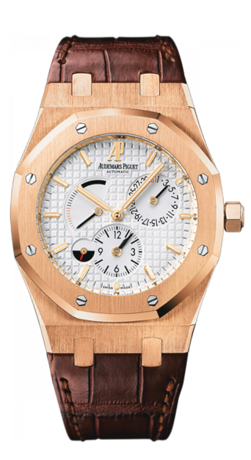 26120OR.OO.D088CR.01 Audemars Piguet Dual Time Royal Oak