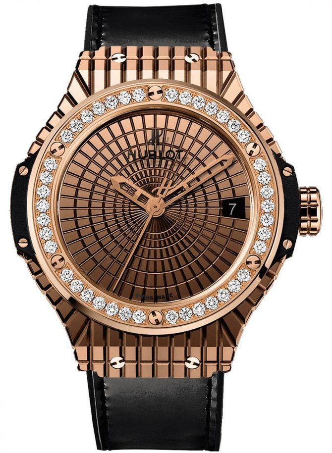 Hublot 346.PX.0880.VR.1204 Big Bang 41mm Ladies Caviar - фото 1
