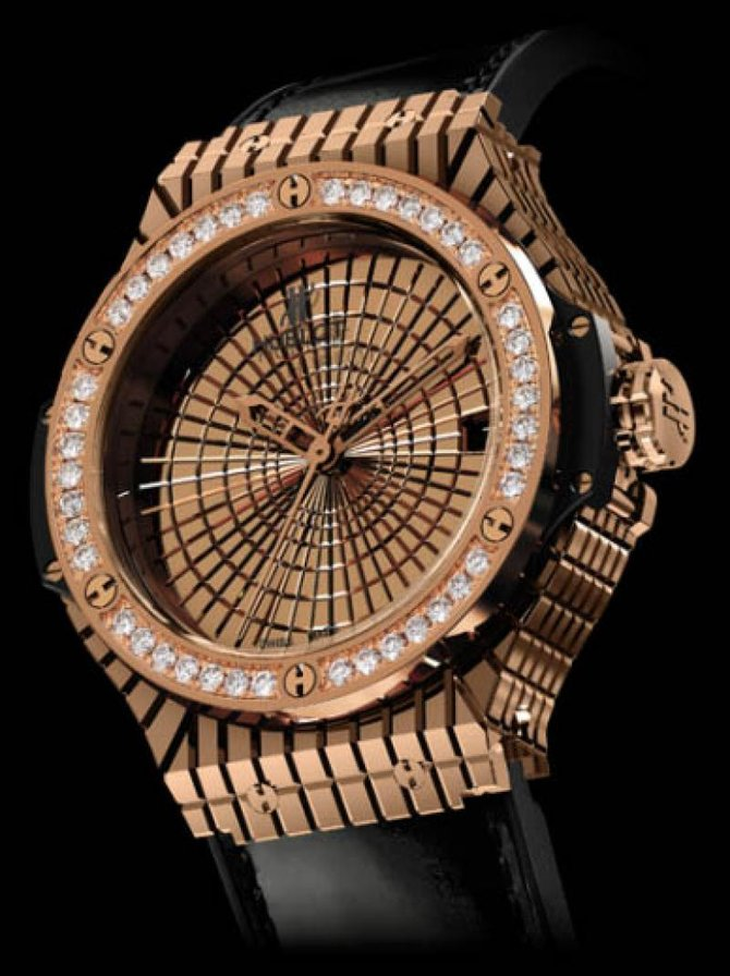 Hublot 346.PX.0880.VR.1204 Big Bang 41mm Ladies Caviar - фото 2