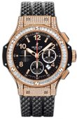 Hublot Big Bang 41mm 341.PX.130.RX.094 Red Gold Diamonds