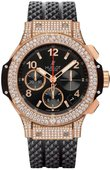 Hublot Big Bang 41mm 341.PX.130.RX.174 Red Gold Diamonds