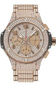 Hublot Big Bang 41mm 341.PX.9010.PX.3704 Red Gold Diamonds