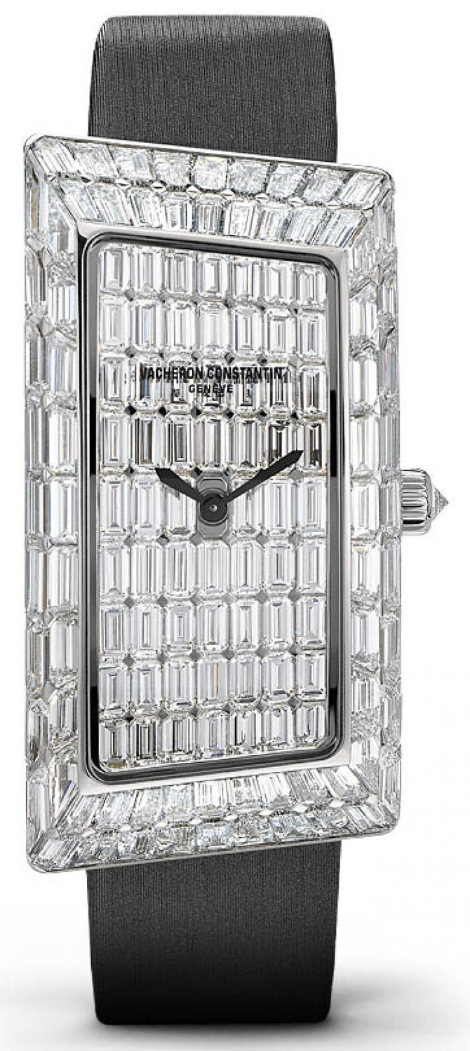 Vacheron Constantin 25611/000G-9304 1972 Cambree High Jewellery