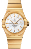 Omega Constellation 123.50.31.20.05-002 Co-axial