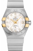 Omega Constellation Ladies 123.20.27.20.55-005 Co-axial