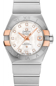 Omega Constellation Ladies 123.20.27.20.55-004 Co-axial