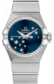 Omega Constellation Ladies 123.15.27.20.03-001 Co-axial