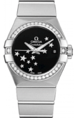 Omega Constellation Ladies 123.15.27.20.01-001 Co-axial