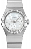 Omega Constellation Ladies 123.15.27.20.05-001 Co-axial