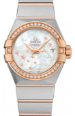 Omega Constellation Ladies 123.25.27.20.05-002 Co-axial