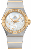 Omega Constellation Ladies 123.25.27.20.05-001 Co-axial