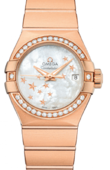 Omega Constellation Ladies 123.55.27.20.05-003 Co-axial