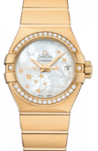 Omega Constellation Ladies 123.55.27.20.05-001 Co-axial