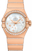 Omega Constellation Ladies 123.55.27.20.05-004 Co-axial