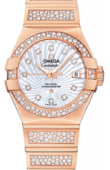 Omega Constellation Ladies 123.55.27.20.55-004 Co-axial