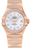Omega Constellation Ladies 123.55.27.20.55-003 Co-axial