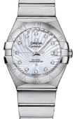Omega Constellation Ladies 123.10.27.20.55-001 Co-axial
