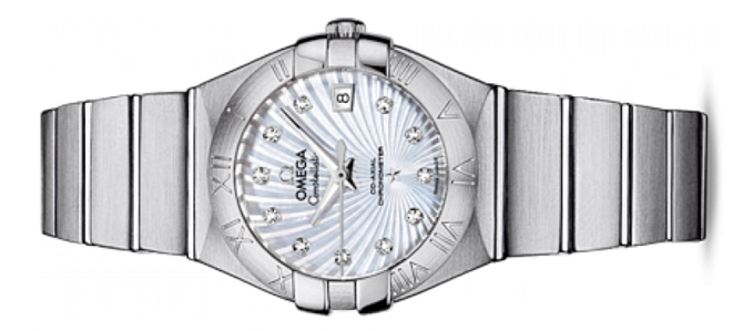 123.10.27.20.55-001 Omega Co-axial Constellation Ladies