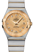 Omega Constellation Ladies 123.20.27.20.58-001 Co-axial